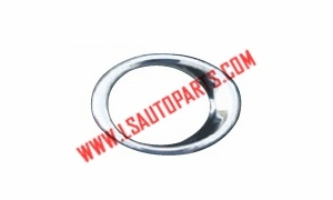 MONDEO'13 FOG LAMP CASE(CHROMED RING)