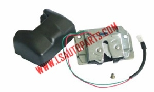 HIACE'92-'04 TAIL GATE LOCK WITH STEP