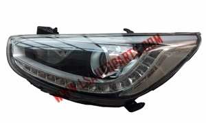 ACCENT'2013 HEAD LAMP LED