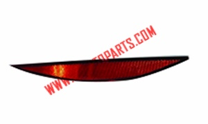 GOLF VII'13 REAR BUMPER REFLECTOR