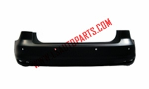 JETTA'15 REAR BUMPER