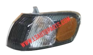 COROLLA'98 USA CORNER LAMP BLACK