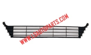 ee78f1a9a00d COROLLA 16 Europe FRONT BUMPER GRILLE