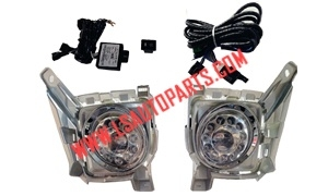 LAND CRUISER '12 FOG LAMP LED KIT