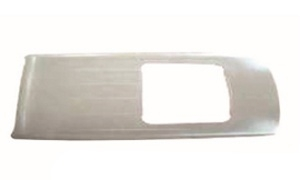 Pajero V31 Roof Panel-Flat with window