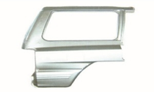 Pajero V33 Rear Panel