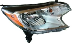 VERSA NOTE'15 USA HEAD LAMP
