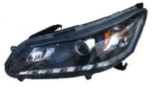 ACCORD'14 HEAD LAMP(USA)