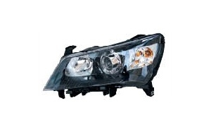 Emgrand EC7 SEDAN HEAD LAMP(BLACK)