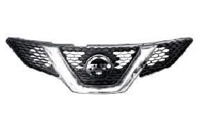 QASHQAI'15 GRILLE(WITH HOLE)