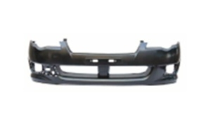 LEGACY'07-'09 FRONT BUMPER WITHOUT HEAD LAMP WASHER