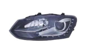 POLO'10 GTI HEAD LAMP GTI