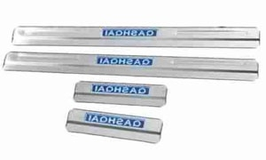 QASHQAI'16 LED DOOR SILL PLATE OEM STYLE