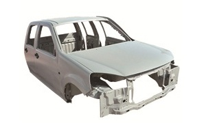 D-MAX'04-'07 FRONT BODY