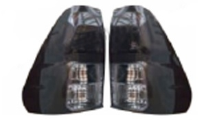 HILUX REVO'15 TAIL LAMP SMOKE