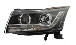 CRUZE'09 HEAD LAMP LED 5
