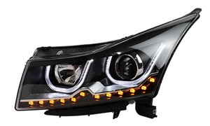 CRUZE'09 HEAD LAMP LED 3