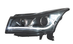 CRUZE'09 HEAD LAMP LED 4