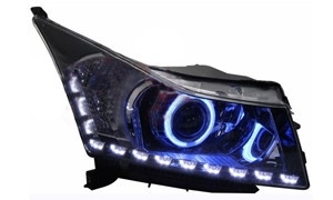 CRUZE'09 HEAD LAMP LED 1