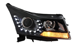 CRUZE'09 HEAD LAMP LED 2