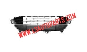 K2'17 (RUSSIA TYPE) FRONT BUMPER GRILLE