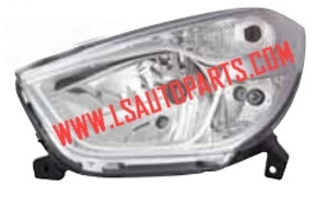 LODGY'12 HEAD LAMP