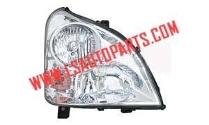 MOVE N300'08   HEAD LAMP