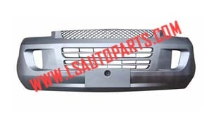 MOVE N300'08 FRONT BUMPER WITH FOG LAMP