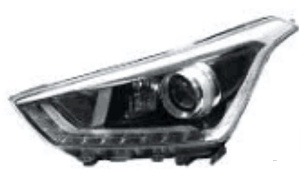 IX25'15 HEAD LAMP LED