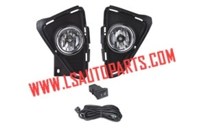 HILUX RAV4'16 FOG LAMP KIT