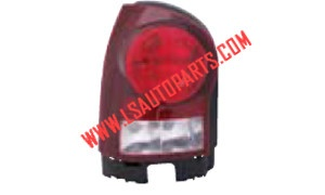 POINTER/GOL'06 TAIL LAMP DARK RED