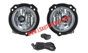 AVANZA'12  FOG LAMP KIT