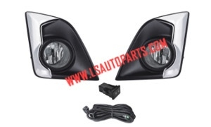 D-MAX'18 FOG LAMP KIT