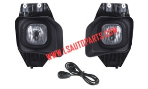 F-250'11-15 USA FOG LAMP KIT