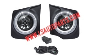 TRITON'15 FOG LAMP KIT