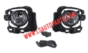 VERSA NOTE'14 FOG LAMP KIT