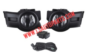 URVAN/NV 350/RIDER'15 FOG LAMP KIT