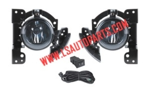 MIRAGE'12 FOG LAMP KIT