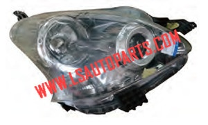 RACTIS'06 HEAD LAMP WITH PROJECTOR