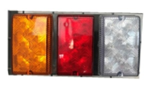 24 LED Trailer Truck Tail Light