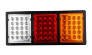 60 LED Trailer Truck Plastic Tail Light
