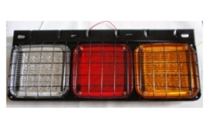 60 LED Trailer Truck   Tail Light