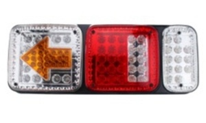 73 LED Trailer Truck  Tail Light