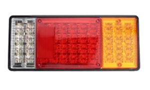 44LED Plastic Tail Light