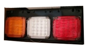 LED Trailer Truck  Tail Light