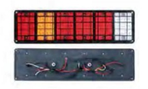 120 LED Trailer Truck Tail Light