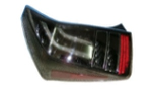 PRIUS'09-'11  TAIL LAMP LED BLACK 1
