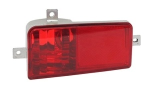 2014 FIAT DUCATO REAR BUMPER FOG LIGHT REFLECTOR