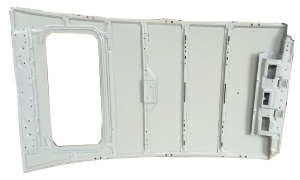 HAVAL H3 PANEL ROOF WITH SKYLIGHT