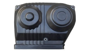 FORESTER'09 2.0  ENGINE TIMING COVER(OUTSIDE)R